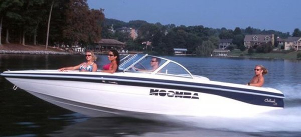 2002 Moomba Outback LS