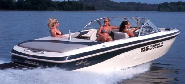 2002 Moomba Outback LSV