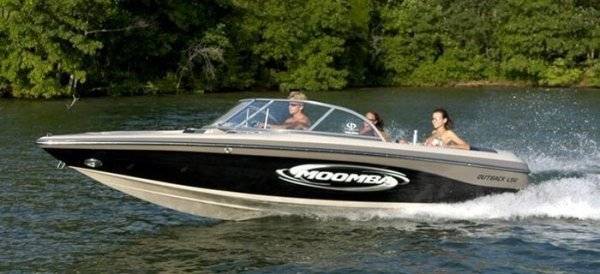 2005 Moomba Outback LSV