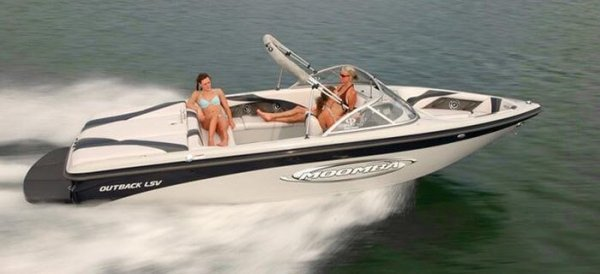 2006 Moomba Outback LSV