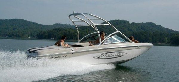 2007 Moomba Outback LSV