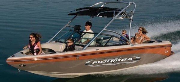 2010 Moomba Mobius LS