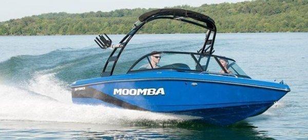 2013 Moomba Outback